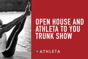 Athleta Trunk Show